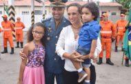 Governador promove 12 oficiais do Corpo de Bombeiros Militar de Sergipe