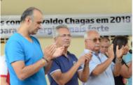 Em São Cristóvão, lideranças reforçam apoio à pré-candidatura de Belivaldo Chagas