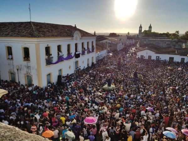 Durante Sermão do Encontro, Frei Sergio critica auxílio moradia dos juízes