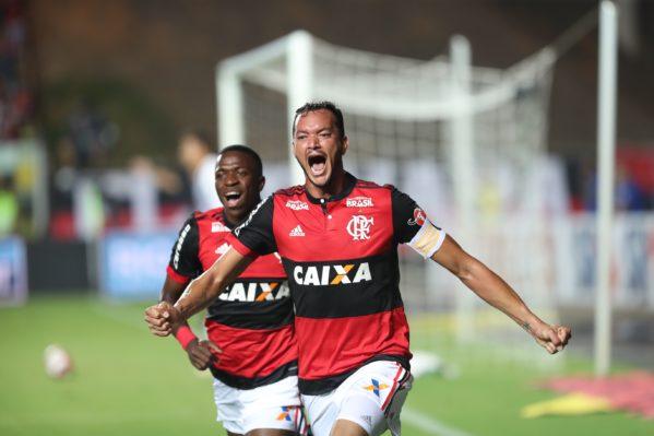 Flamengo conquista pela 21° vez o primeiro turno do Campeonato Carioca (foto: Gilvan de Souza / Flamengo)