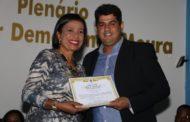 Câmara de Japaratuba entrega títulos de cidadania em Sessão Solene