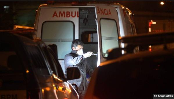 Homens armados matam paciente dentro de ambulância no Rio de Janeiro