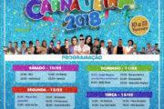 Prefeitura de Itaporanga realiza, de 10 a 13 de fevereiro, o Caunaueira