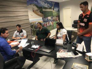Secretaria de Estado do Esporte apoia judocas sergipanos que participarão do Pan-Americano no Peru