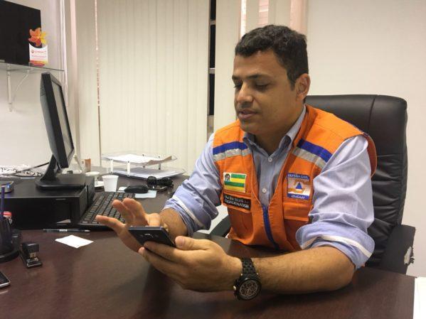 Serviço de alerta por SMS sobre desastres naturais passa a ser disponibilizado em Aracaju