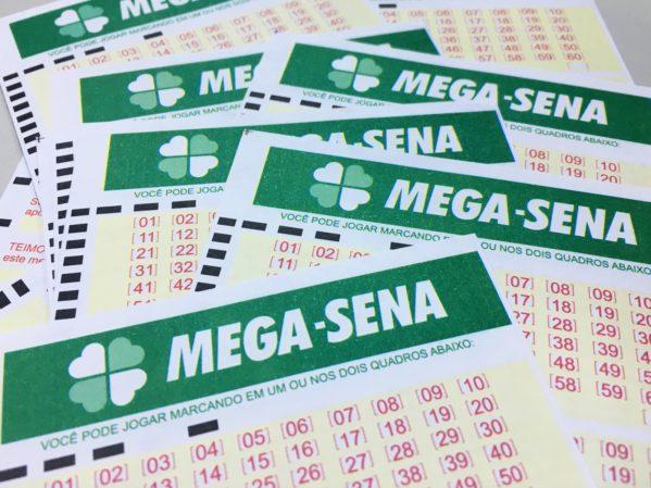 Aposta de Curitiba leva prêmio de R$ 104 milhões da Mega-Sena