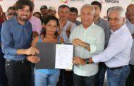 Jackson Barreto leva R$ 4 milhões em projetos do Dom Távora a Carira