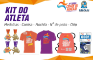 Começa amanhã a distribuição dos Kits para a 35ª Corrida Cidade de Aracaju