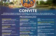 Boquim comemora 148 anos de Emancipação Política; confira a programação