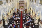 Catedral Metropolitana inicia celebrações da Semana Santa em Aracaju