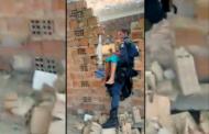 Policiais Militares salvam quatro pessoas durante incêndio no Marcos Freire II
