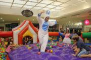 Shopping Jardins promove caça aos ovos de Páscoa para a criançada