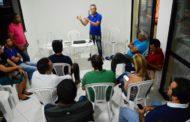 Prefeito São Cristóvão se reúne com moradores e discute demandas da Estrada da Várzea Grande