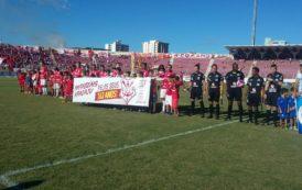 Clássico entre Sergipe e Confiança termina em empate na Arena Batistão