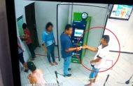 Homem assalta ponto bancário no Bairro Siqueira Campos