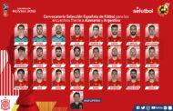 Com Diego Costa e sem Morata, Espanha anuncia convocados para amistosos