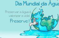 No Dia Mundial da Água, Sindisan promove caminhada