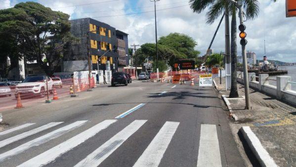 SMTT informa mudança no itinerário dos ônibus que passam pela avenida Barão de Maruim