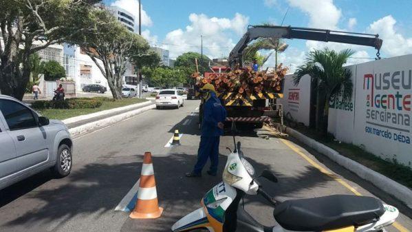 Avenida Ivo do Prado será parcialmente bloqueada nos dias 3 e 4 de março