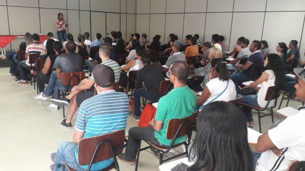 NAT oferece 550 vagas para sete oficinas de qualificação profissional