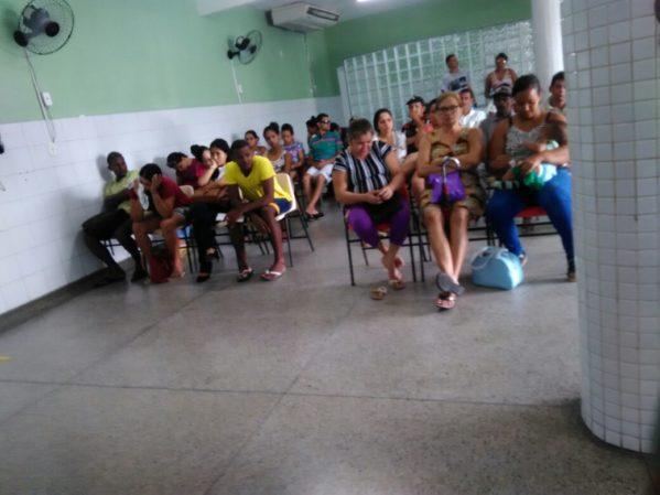 Secretaria de Saúde de Aracaju nega denúncia de superlotação no Nestor Piva
