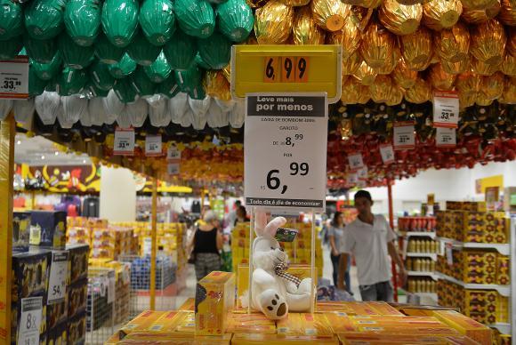 CNDL estima que 104 milhões de pessoas vão realizar compras para a Páscoa