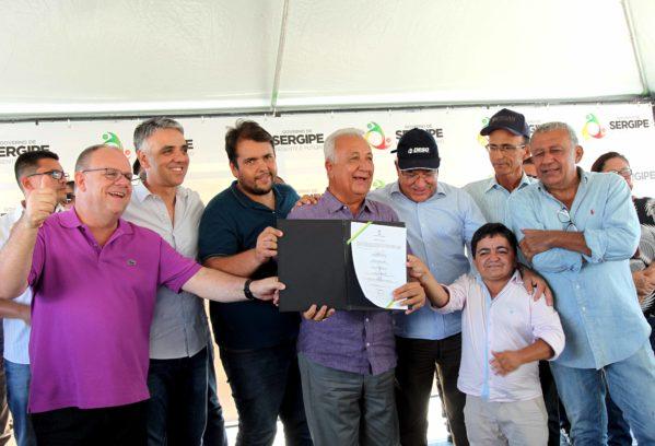 Jackson autoriza reforma do Ginásio de Esportes em Itabaianinha