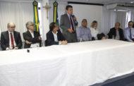 Convênio para implementação de aterros sanitários é assinado no Tribunal de Contas