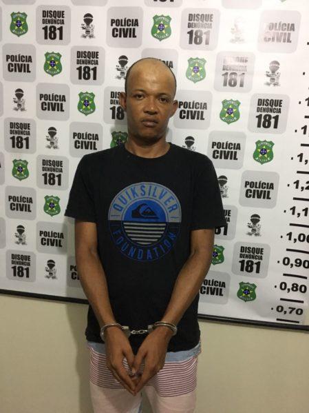 Preso em flagrante homem que traficava crack em Itaporanga D'Ajuda