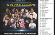 Prefeitura de Itabaiana divulga programação da Festa do Caminhoneiro