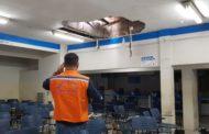 Duas ocorrências de desabamento são registradas em Aracaju