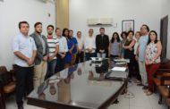Prefeito de São Cristóvão participa de reunião sobre revisão do Plano Diretor