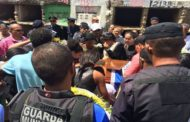 Corpo de guarda municipal morto após assalto é sepultado em Aracaju