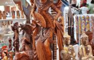 Feira Internacional de Artesanato e Decoração acontece no Shopping Riomar
