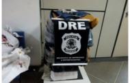 Polícia Federal apreende 67 Kg de maconha em Japaratuba