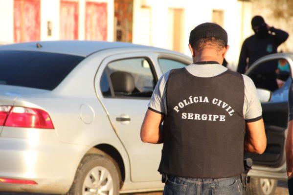 Dois policiais civis são assassinados no interior de Sergipe