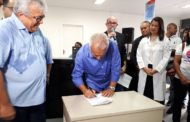 Governador de Sergipe lança edital para contratação de mais de 500 profissionais para a área da saúde