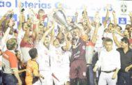 Na Arena Batistão, Sergipe empata com o Itabaiana e é campeão sergipano