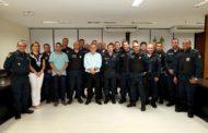 Belivaldo assina promoção de 67 oficiais da Polícia Militar