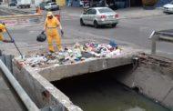 Prefeitura de Aracaju monitora as fortes chuvas e atua para minimizar transtornos