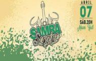 Samba Sergipe reunirá artistas do samba e do pagode