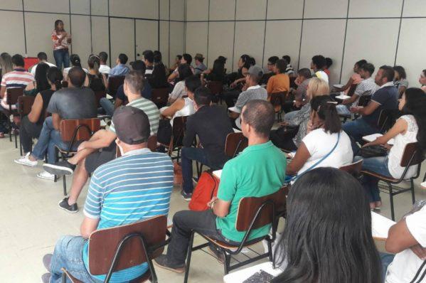 NAT abre mais 700 vagas em 10 turmas gratuitas de qualificação profissional