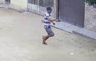 Polícia Civil divulga imagem de autor de homicídio no Santa Maria