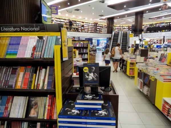 Saraiva dá até 70% de desconto pelo Dia do Livro