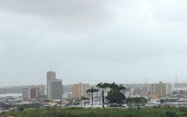 Meteorologia prevê chuva em todo o estado até sábado