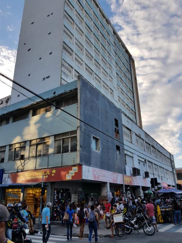 Defesa Civil define prazo para interdição total do Hotel Palace