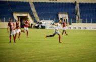 Sergipe perde para o Jacuipense-BA pela série D do Campeonato Brasileiro