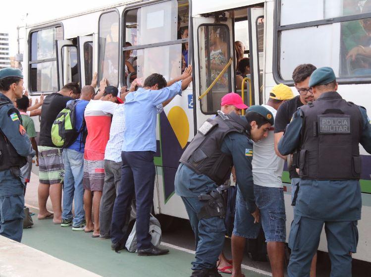 SSP e Setransp registram redução de 49,8% no número de roubos a ônibus