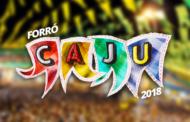 Forró Caju: programação oficial é divulgada