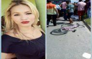 Ciclista atingida por caminhão em Umbaúba morre no Huse